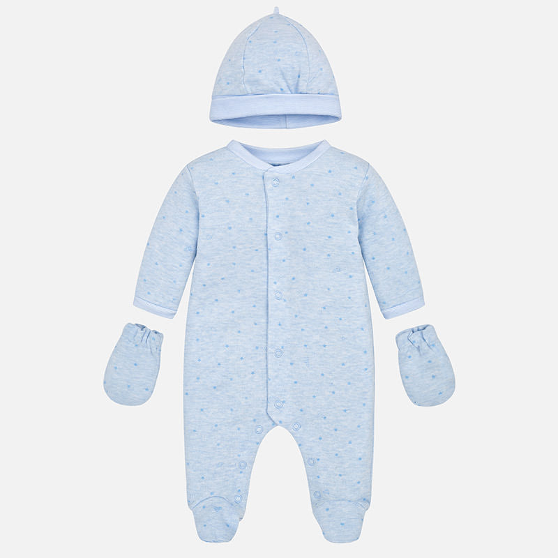 Onesie Gift Set Blue 9914