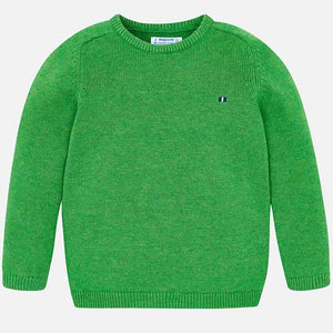Basic Sweater 311 Clover