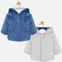 Fleece Baby Coat 2402 Night