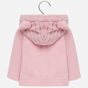 Bear Ear Hooded Sweatshirt 2437