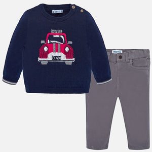 Sweater Set 2546 Car