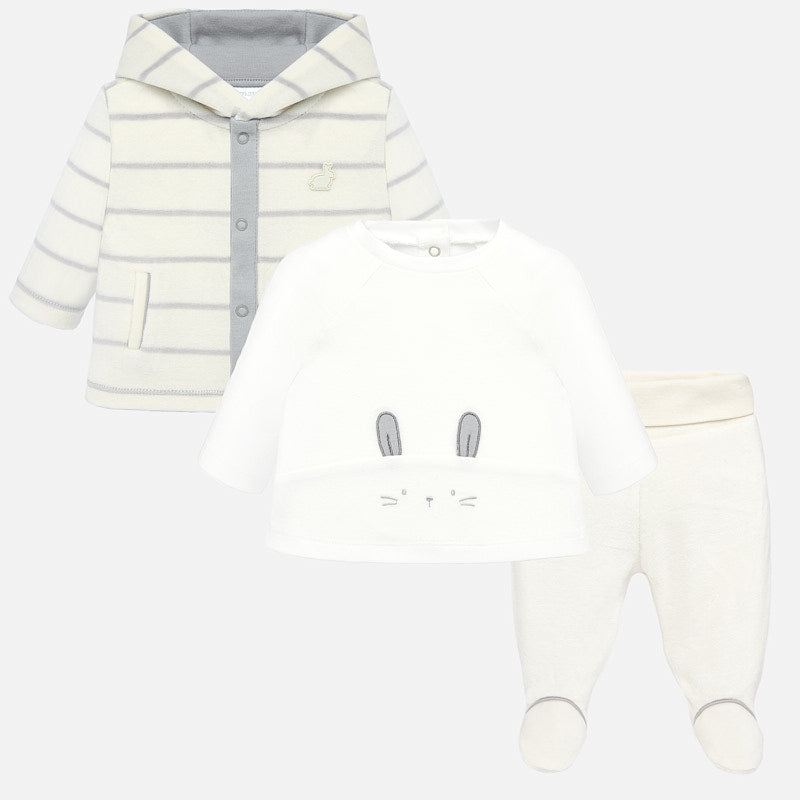 Velour Tracksuit Set 2618