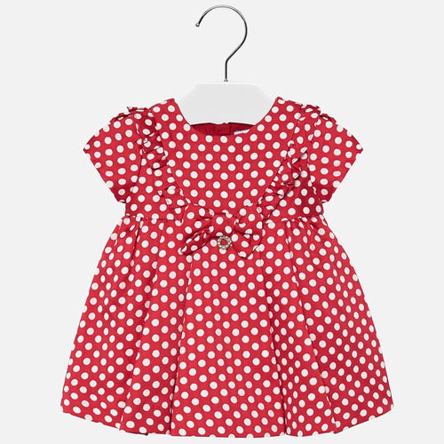 Polka dot Dress 2915