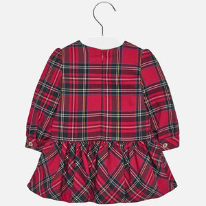 Plaid Dress 2926