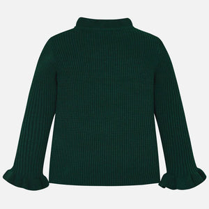 Mock Turtleneck Sweater 4003