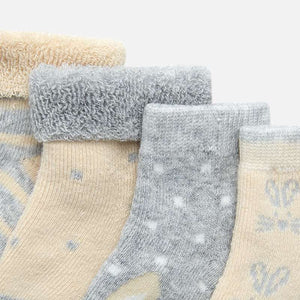Set of Baby Socks 9157