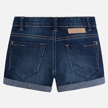 Denim Shorts 236