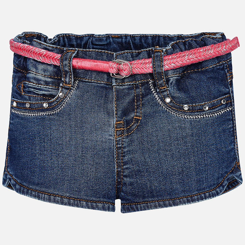 Denim Shorts 1246