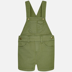 Overall Shorts Olive 1662