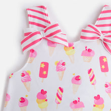 Two piece swim set for baby 1668