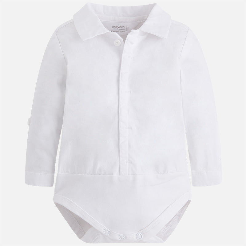 Shirt-like onesie 1712