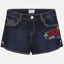Denim Shorts 6202
