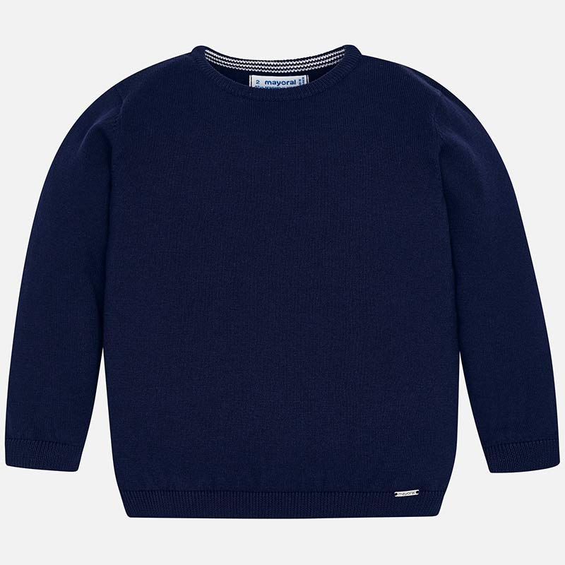 Basic Sweater 311 Navy