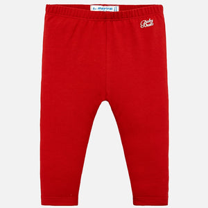 Basic Baby Legging 703 Red