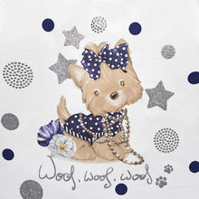 Woof and stars 1007
