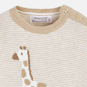 Giraffe Sweater 1304