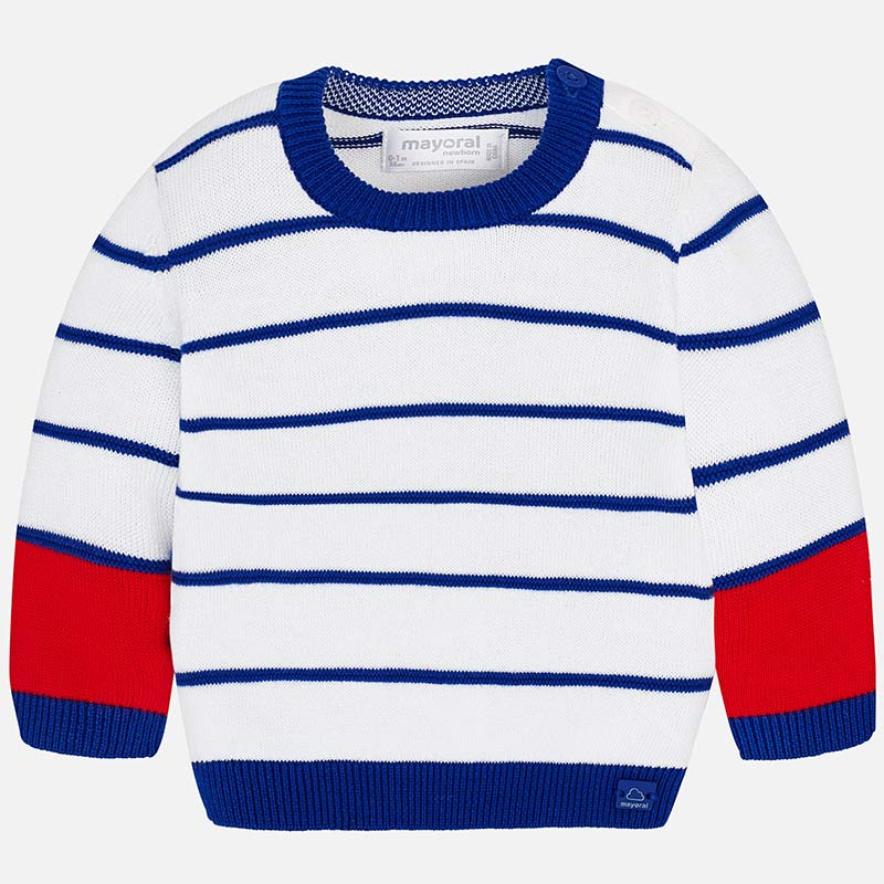 Striped Sweater 1605