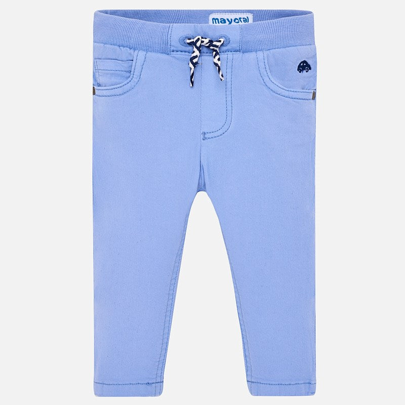Pants with Drawstrings 1521 Blue