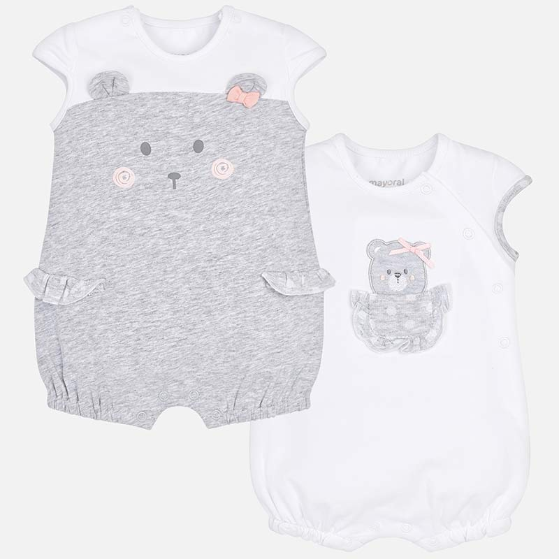 Bear Set of Bodysuit 1708