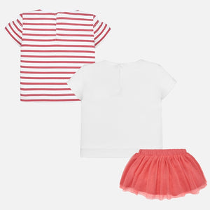 T-Shirt and Skirt Set 1951