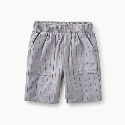 Striped Playwear Baby Shorts