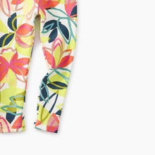 Big Blooms Baby Legging