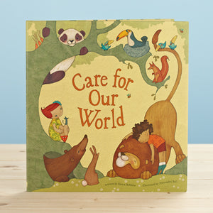 care for our world book cover