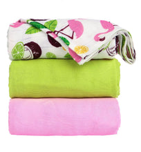Coco Flamingo - Blanket Set