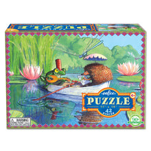 Boat Ride 42 Piece Puzzle