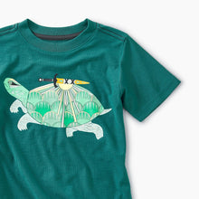 Thailan Turtle Graphic Tee