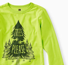 Trees Please Graphic Tee