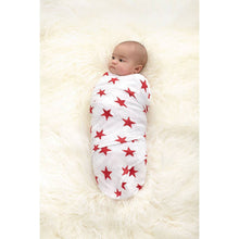 RADIANT RED CLASSIC SWADDLE