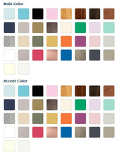 Casey Crib - Newport Cottages - Color Options