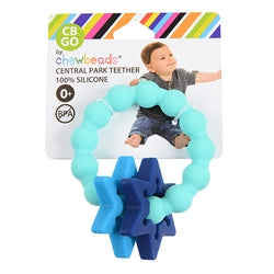 CENTRAL PARK TEETHER - Turquoise