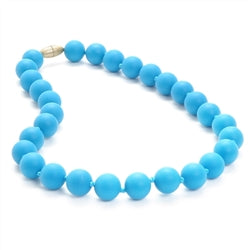 JANE JR. NECKLACE - Deep Sea BLue