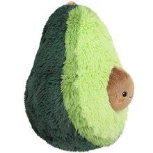 Squishable Mini Comfort Food Avocado - Side View
