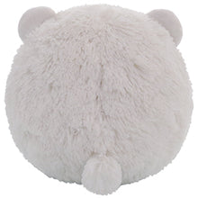 Squishable Mini Baby Polar Bear - Back View