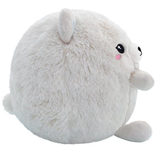 Squishable Mini Baby Polar Bear - Side View