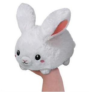 Squishable Mini Fluffy Bunny