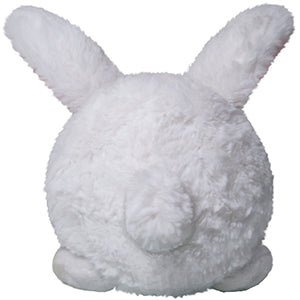 Squishable Mini Fluffy Bunny - Back View