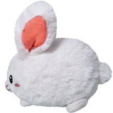 Squishable Mini Fluffy Bunny - Side View