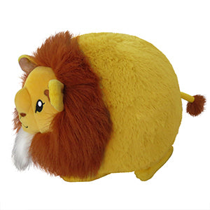 Squishable Mini Lazy Lion - Side View