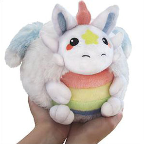 Squishable Limited Mini Pastel Dragon