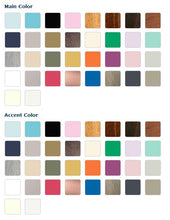 Skylar Crib - Newport Cottages - Color Options