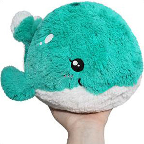 Squishable Limited Mini Cute Little Whale