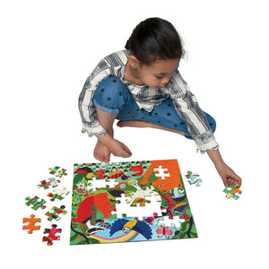Busy Meadow 64pc Puzzle