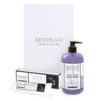 Archipelago Lavender Collection