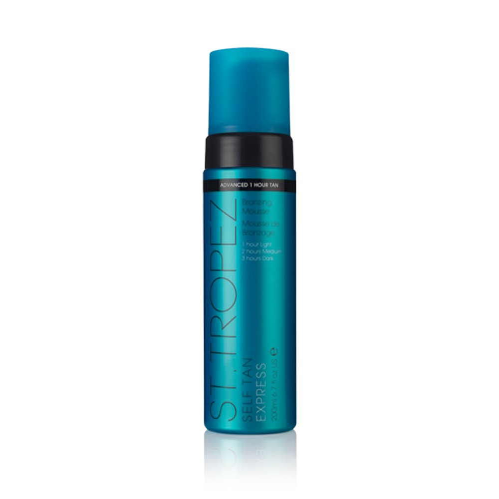 Self-Tan Express Advanced Bronzing Mousse