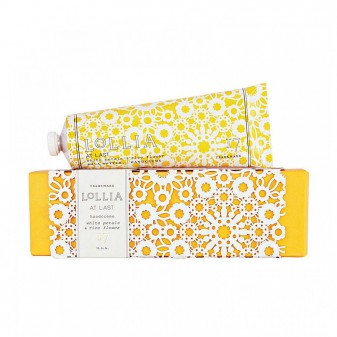 At Last Shea Butter Hand Cream