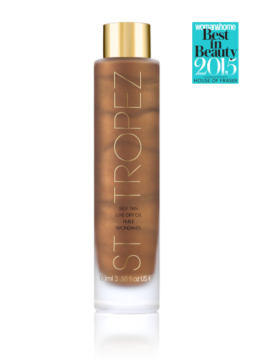 Self Tan Luxe Dry Oil